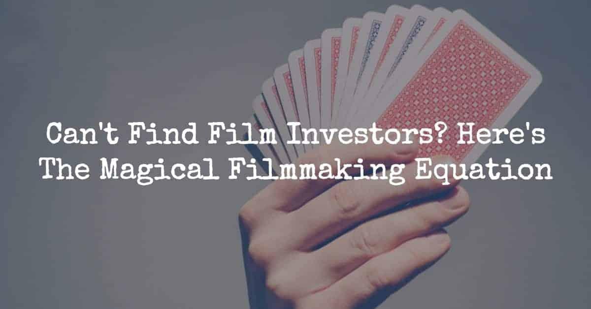 filmmaking equation
