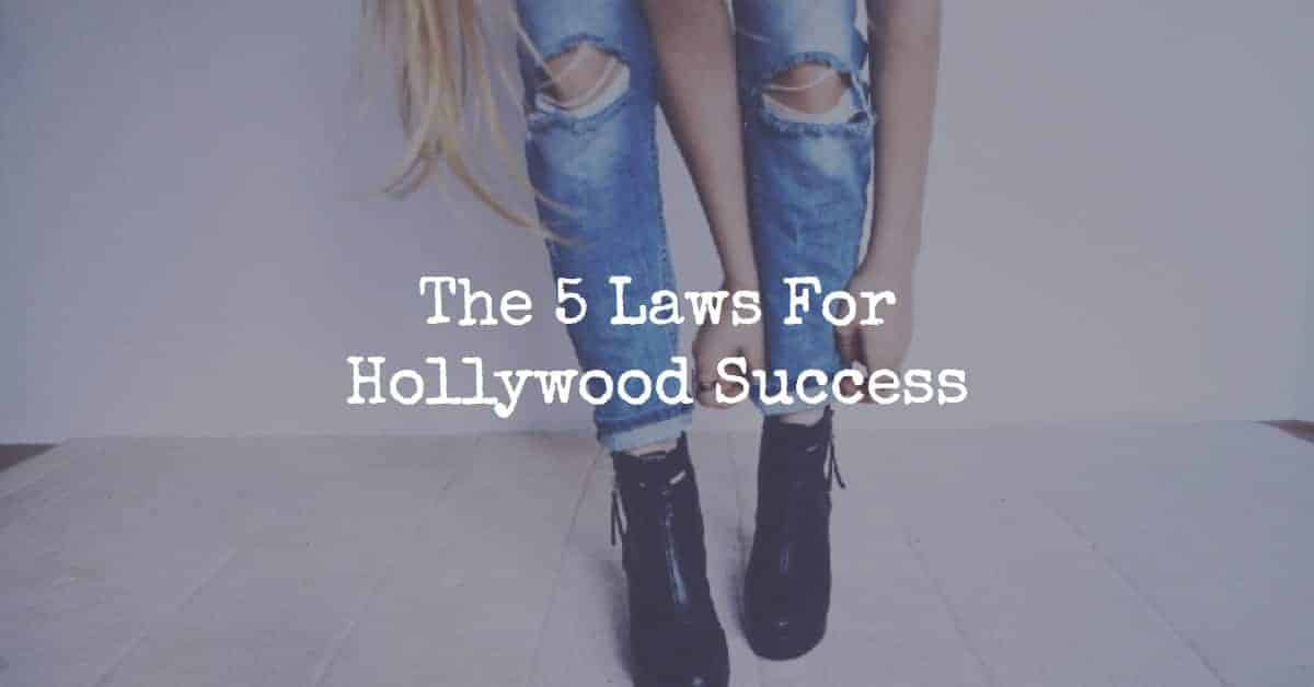Hollywood success