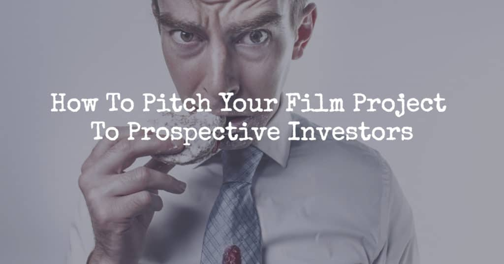 pitch your film project