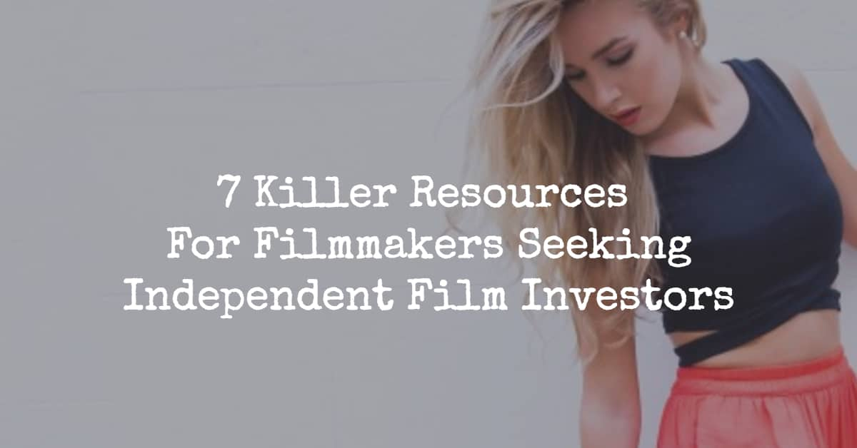 independent film investors