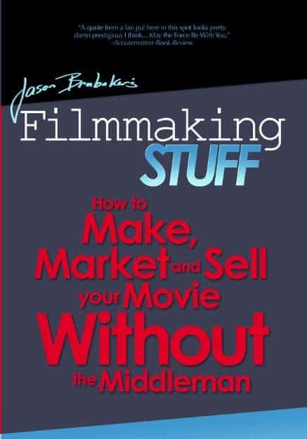Future filmmaking BOOK Coming Soon!