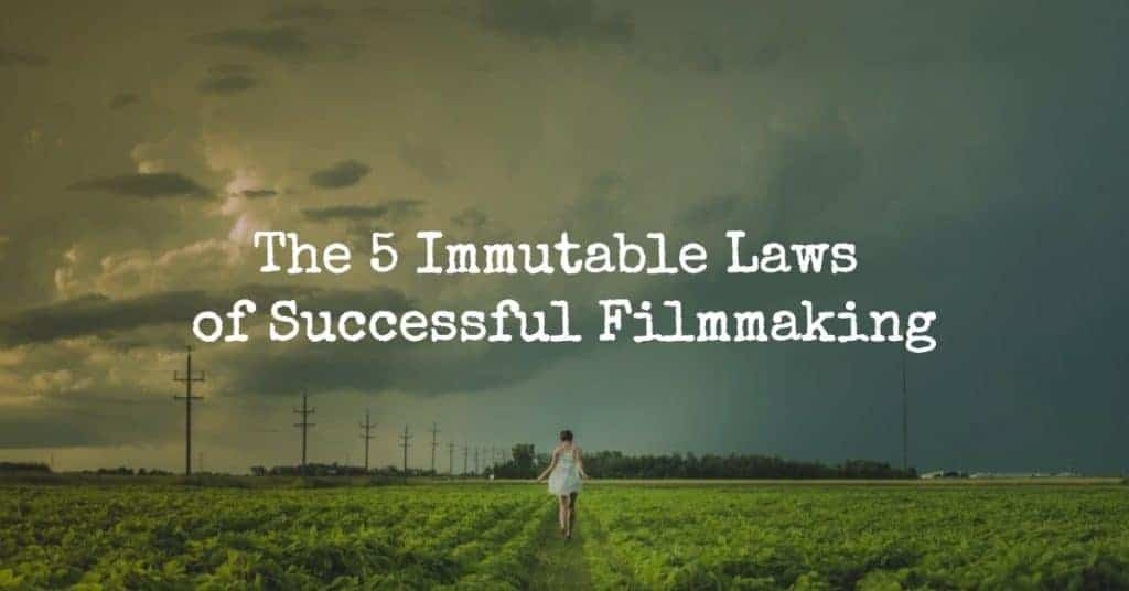 successful filmmaking