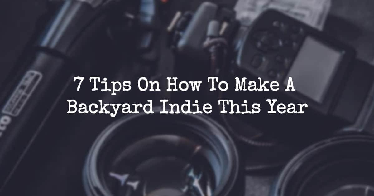 backyard indie