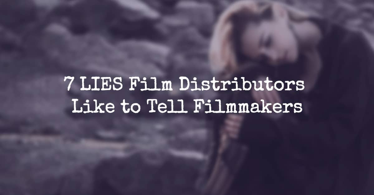 film distributors tell lies